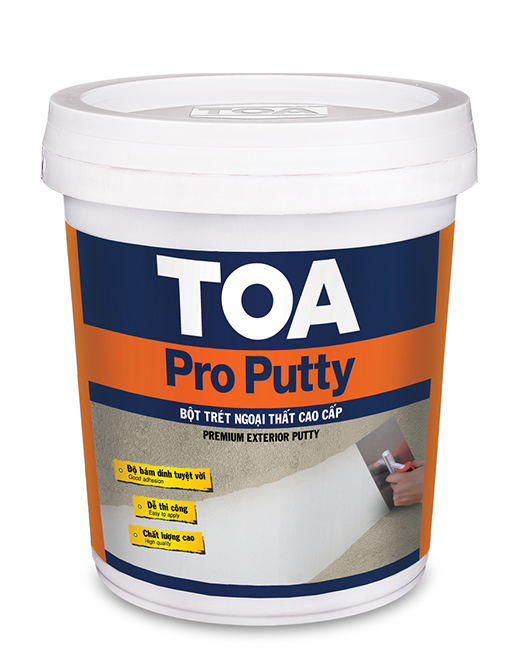 bot-tret-tuong-toa-pro-putty-for-exterior-cao-cap